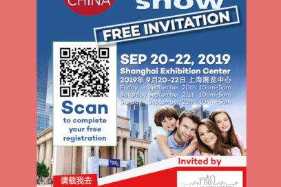 Expat Show 20-22 Settembre 2019